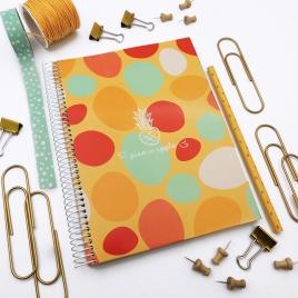 Caderno Color Amarelo