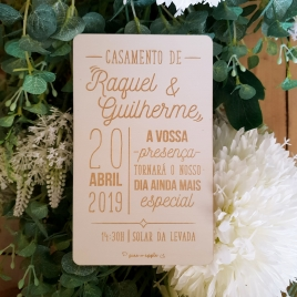 Convite Madeira