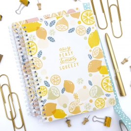 Caderno Lemons