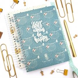 Caderno Preguiça