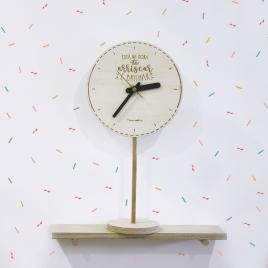 Relógio Recomeçar