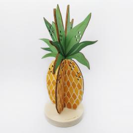 Ananás porta-jóias