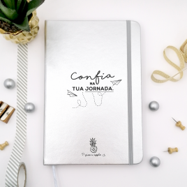 Notebook Prateado