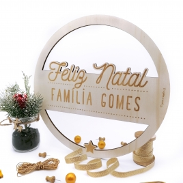 Grinalda Natalícia c/ nome de família