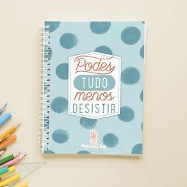 Caderno O teu melhor