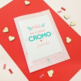 Caderneta de Cromos Mãe