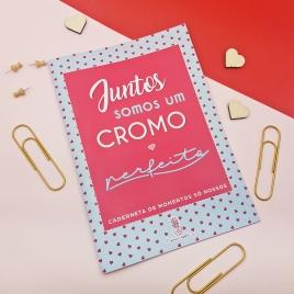 Caderneta de Cromos Namorados