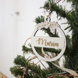 Bola de Natal Desejo