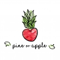 Pine or Apple